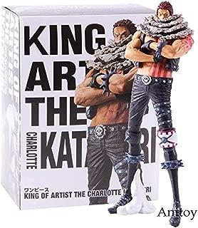 Anime One Piece KOA King Artist Charlotte Katakuri PVC Action Figure Collectible Model Toy Gift