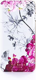 Ted Baker 886075061203 AW18 Protective Mirror Folio Case for Apple iPhone 8 Plus/7 Plus