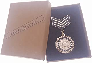 Commemorative Souvenir Badge Army Anniversary Golden Baseball Sport Metal