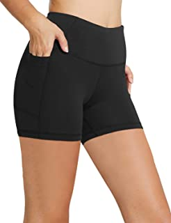 """Women's 8"""" /5"""" /2"""" High Waist Workout Biker Yoga Running Compression.."""