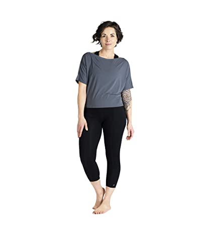 Skirt Sports All-Out Over Top (Steel Gray) Women