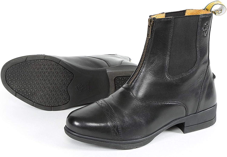Shires Moretta pinktta Jodhpur Boots Womens Black Footwear shoes