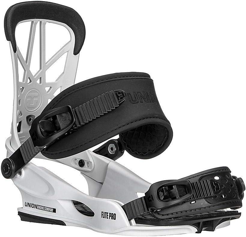 Union Fijaciones de Snowboard Flite Pro Negro