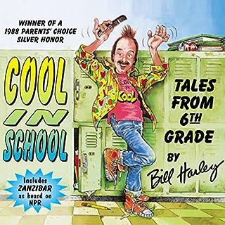 Cool in School audiobook cover art