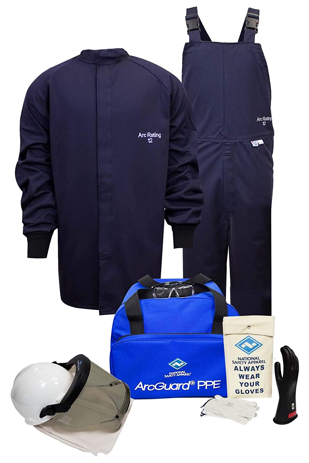 National Safety Apparel KIT2SC11XL11 Limited price sale ArcGuard security Flas Arc Ultrasoft