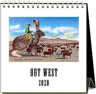 Out West 2020 Calendar