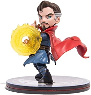 Quantum Mechanix Abysse Corp_FIGQMX021 Marvel - Q-Fig Dr Strange, Multicolor