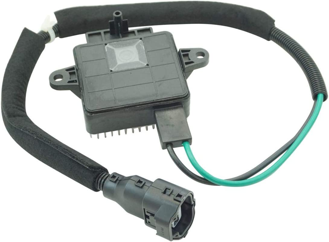 Engine Cooling Fan Control Max 86% OFF Module Relay for Hy Harness with Plug Under blast sales