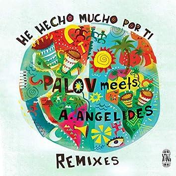 He Hecho Mucho por Ti (Remixes)