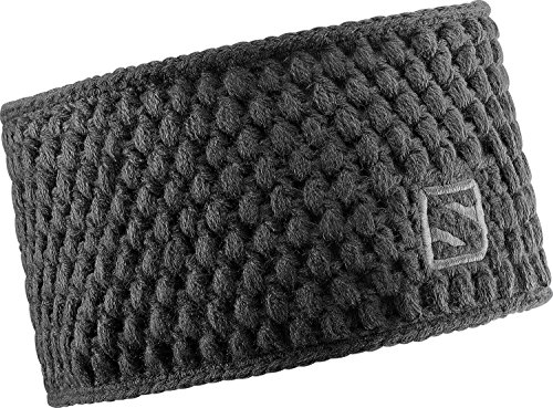 SALOMON Kopfband Layback Headband, Black, Uni