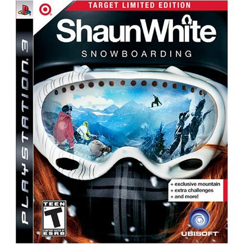 SHAUN WHITE SNOWBOARD target limited edition (輸入版)