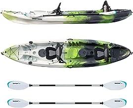 Best sevylor big basin 3 person kayak Reviews