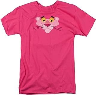 Men's Pink Panther T-Shirt Pink