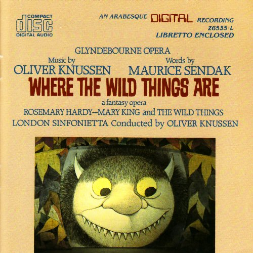 Where The Wild Things Are - A Fantasy Opera In One Act, Op. 20: Xxiv. Barbershop Quintet And Recessional