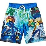 Lego Ninjago Little Boy Swim Trunk Swimsuit (8)