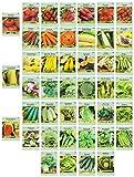 Set of 43 Assorted Vegetable &...