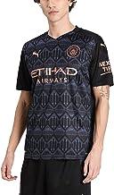 PUMA MCFC AWAY Shirt Replica SS with Sponsor Logo heren t-shirt
