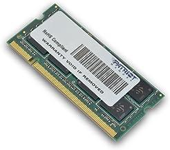 Patriot Memory Serie Signature SODIMM Memoria RAM DDR2 800 MHz PC2-6400 2GB (1x2GB) C6 - PSD22G8002S