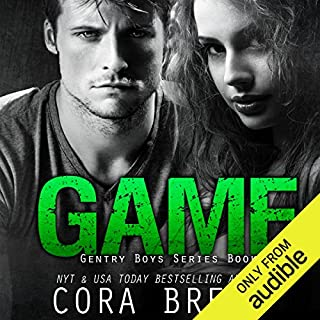 Game                   By:                                                                                                                                 Cora Brent                               Narrated by:                                                                                                                                 Stephanie Rose,                                                                                        Soren Gray                      Length: 8 hrs and 3 mins     76 ratings     Overall 4.6