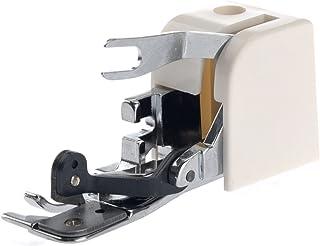 Prensatelas con cortador lateral para máquina de