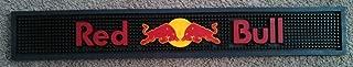 Red Bull Energy Drink Bar Rail Mat Spill Runner Coaster