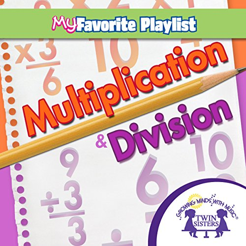 Multiplication and Division audiobook cover art