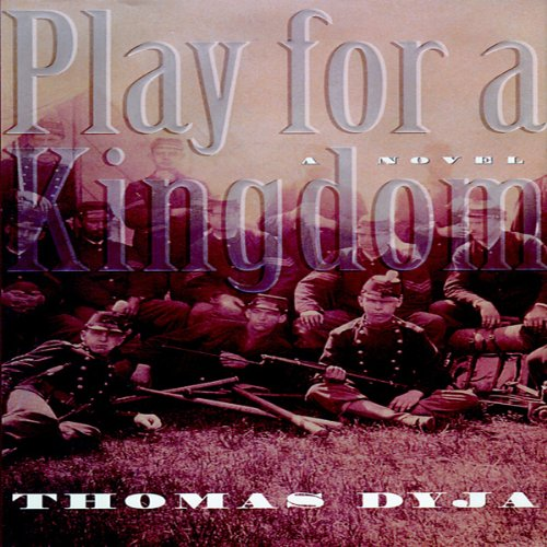 Play for a Kingdom audiobook cover art