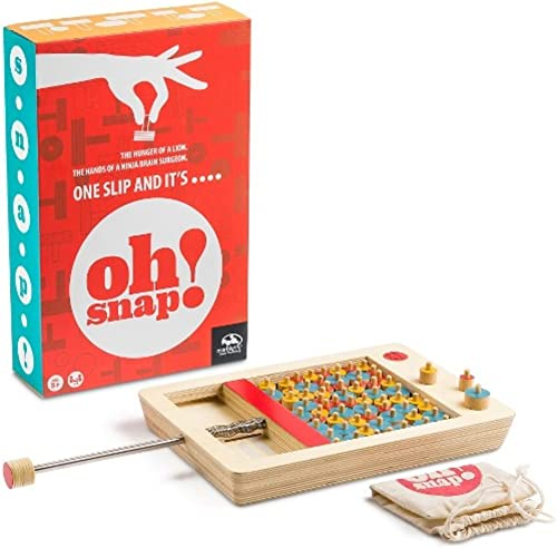 Oh Snap  Board Game