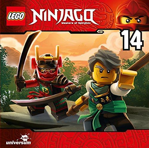Ninjago - Hörspiel, Vol.14