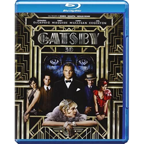 Il Grande Gatsby (Blu-ray 2D + Blu-ray 3D);The Great Gatsby