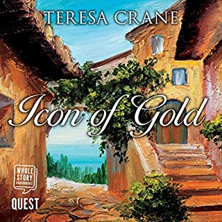 Icon of Gold audiobook cover art