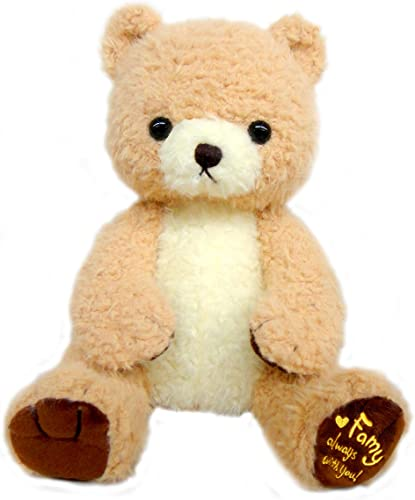 Famyi bear (S) beige (japan import)