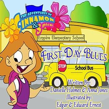 First Day Blues (feat. Anna Jones & Jasmine Benjamin) - Single