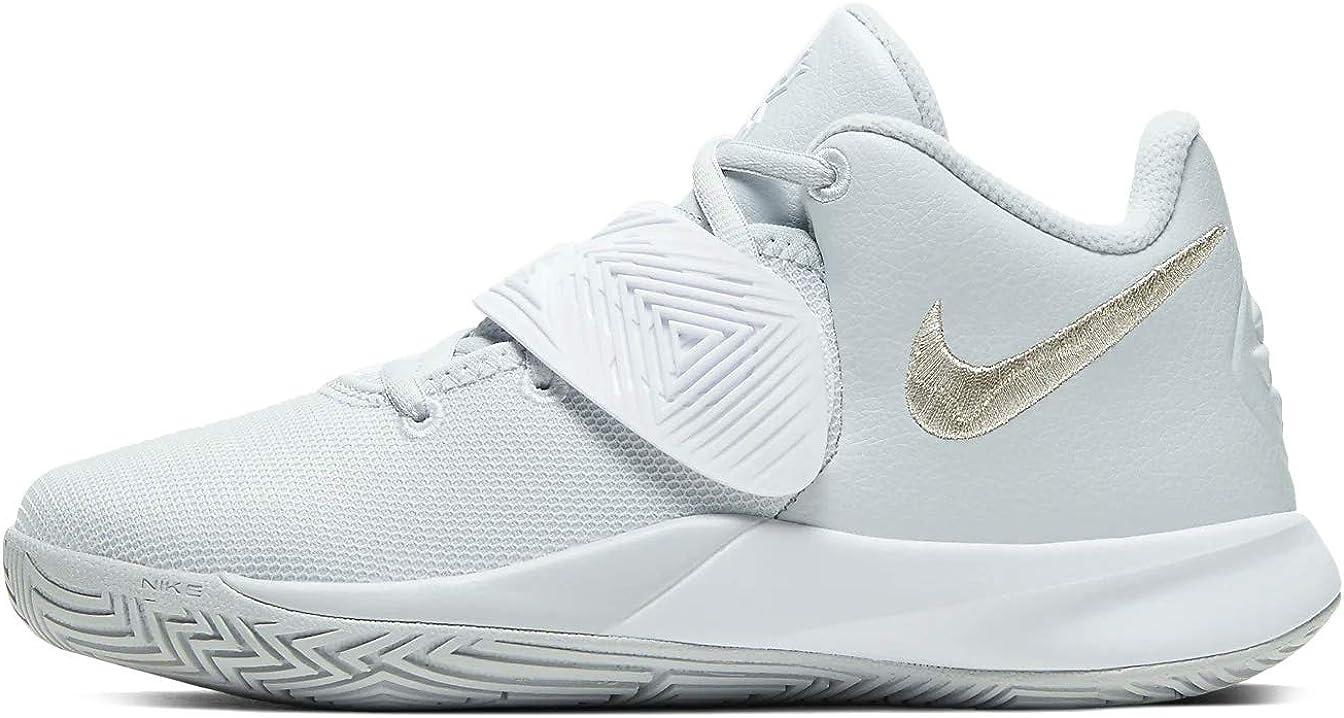 Nike Boys' Big Kids Kyrie discount Shoes Flytrap Over item handling Basketball III