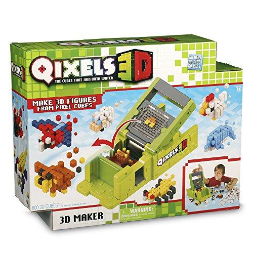 Qixels – 3D Builder Toy (Giochi Preziosi QXE12000)