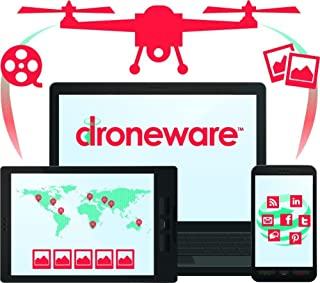 Store, Manage and Share Drone or Cell Photos and Video in the AWS Cloud: Droneware SaaS GeoCMS Hobbyist Monthly
