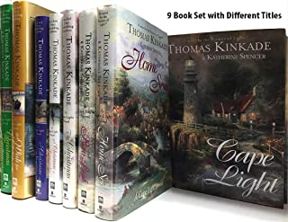 4 Novels in the Cape Light Series (A Gathering Place, A Christmas Promise, The Inn at Angel Island and A New Leaf)