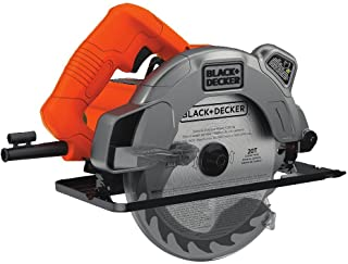 BLACK+DECKER 7-1/4-Inch Circular Saw with Laser, 13-Amp (BDECS300C)