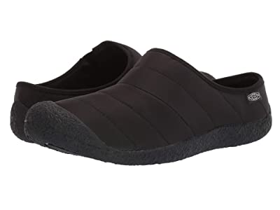 Keen Howser Slide (Black/Black) Men