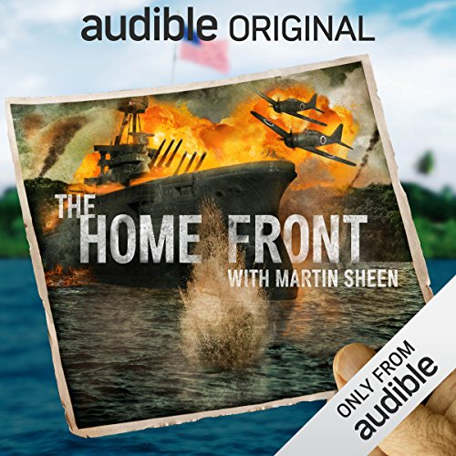 Ep. 6: Pearl Harbor, Part Two (The Home Front) audiobook cover art