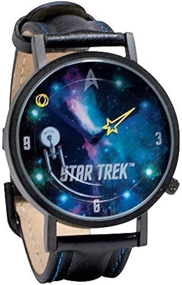 Star Trek 55% OFF Enterprise service Analog Unisex Watch