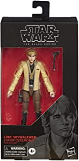 Star Wars The Black Series Luke Skywalker, Yavin Ceremony, Toy 6 Inch Scale Star Wars: A New Hope Collectible Figure, Kids...