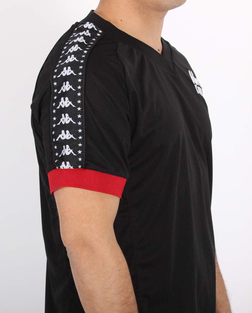 Hombre Kappa Andjar Auth tee Camiseta