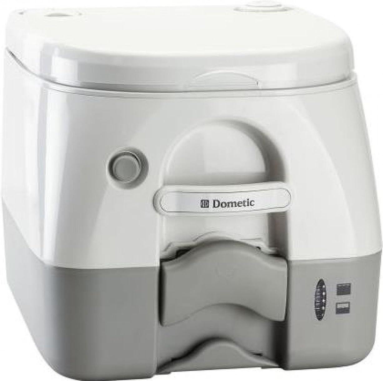 円周試験作物Dometic ポータブル水洗トイレ Mタイプ 9.8L 972