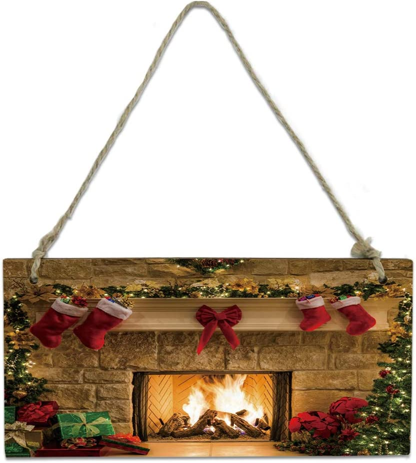 Wood Plaque Wall Hanging Sign All stores are sold Sales of SALE items from new works Christm for Merry Kitchen Bathroom