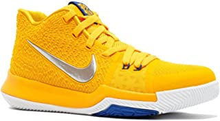 Nike Youth Boys Kyrie 3 Basketball Sneakers New, University Gold 859466-791 sz 6.5 (6.5)