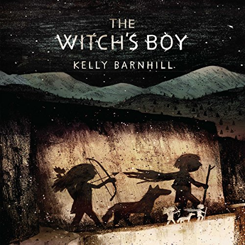 Witch's Boy audiobook cover art