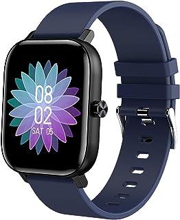 JHHXW Smart Call Watch, 1.57 Inch Screen, Fitness Tracker, Sports Pedometer Bracelet, Custom Dial, IP67 Waterproof, Messag...