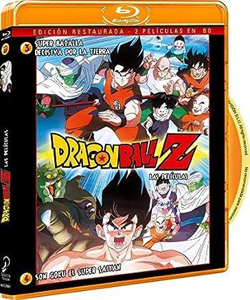 Dragon Ball Z. Película 3-4