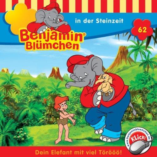 Benjamin in der Steinzeit Titelbild